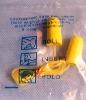 Bullet Shape PU Foam Earplug/Slow Rebound