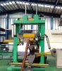 OTR tyre retreading - buffing machine