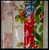 Printed Cotton Fabric With PVC Coated