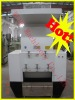 plastic PET bottle crusher/crushing machine