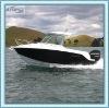 6 meter Fiberglass Motor Boat with Hard Top (600 Hard Top Fisherman)