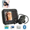 Ak10 watch phone 1.3 MP touch screen dual sim