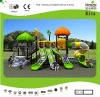 2012 new design of castle series outdoor playground
