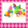 2012 Hot sales Cute-carpenterworm Toy For Baby