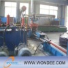 Heavy truck leaf spring production line