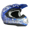 Blue Cool motorcycle helmet
