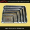 Stainless steel dinner plate with many choose