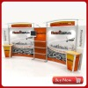 3x3m advertising trade show exhibition stall service