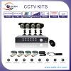 HDMI output 16CH DVR Kits cctv camera H.264