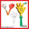 plastic hand clapper for game