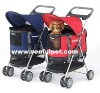 Pet Transport Stroller Dog Trolley Pet Carrier