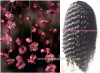 AAA grade human hair 16in New Glueless cap lace wigs for women are available in stock