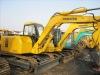 Used Mini Excavator komatsu PC70