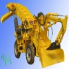 Good quality mini wheel backhoe loader AKL-X-30