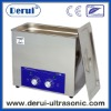 Derui Professional Industrial Ultrasonic Cleaner With timer heated DR-MH60 6L stainless steel with timer