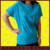 Women beautiful cotton design t shirt