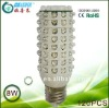 High lumens e27 8w corn led indoor lighting
