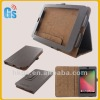 New Products For 2012 7 Inch Tablet Folio Stand Leather Case