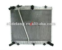 aluminum car radiator for Toyota ISO/ TS 16949