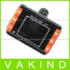 """MP4 Player With FM Transmitter SD/MMC/TF FM 1.8"""" LCD Car MP3 MP4 Player"""