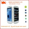 n7000 phone android 4.0 dual sim dual camera wifi tv smartphone