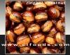 frozen ringent chestnut foodstuff