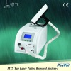Portable yag laser,1064nm and 532nm wavelength laser,remove birthmark&age pigment&freckle&tattoo,2 years warranty