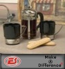 The Coffee Bistro - Designer Coffee and Tea Maker Set