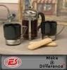 The Coffee Bistro - Designer Coffee and Tea Maker Set
