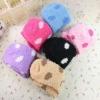 Children Jacquard Fuzzy Socks