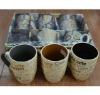320ML Ceramic Coffee Mug with various designs