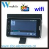 mobile phone 5 inch touch screen cell phone wifi tv phone