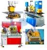 Multifunction plate hole punching machine/plate punching machine/pipe punching machine