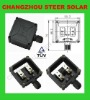 PV 50W TUV solar module plastic junction combiner box
