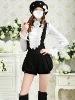 New brand long sleeve blouse European style joker blouse #88