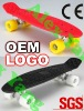 2012 CE Approved Mini Custom Penny Skateboard (Original Design)