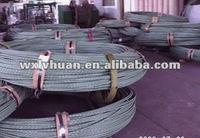 epoxy steel wire coating line