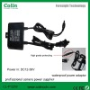 Professional CCTV camera power adaptor