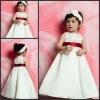 EP12313 New Designer Sleeveless Floor-length Baby Girls Dresses