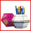 Advertising Pop up Ball Paper Pen Holder for Your Pop up Mailers
