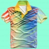 Professional custom design 100% polyester sublimation polo shirts