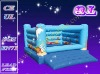 2012 (Qi Ling) children outdoor inflatable animals jump game