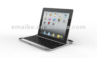 aluminium case for ipad with bluetooth keyboard