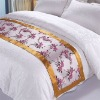 Classic 6pcs Hotel Bed linen/New Fashion Bed Sheet