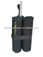 Foldable Tent With Sandbag On The Each Of Legs