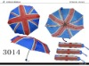 national flag umbrella with union jack