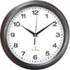 Metal Wall Clock ,Metal radio controlled clock
