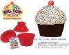 Big Top Cupcake Silicone Bakeware Set