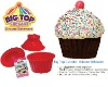 Big Top Cupcake Silicone Bakeware Set