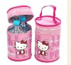 baby bottle cooler bag ,round bag